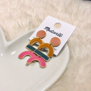 Jewelry - Madewell Colorful Earring
